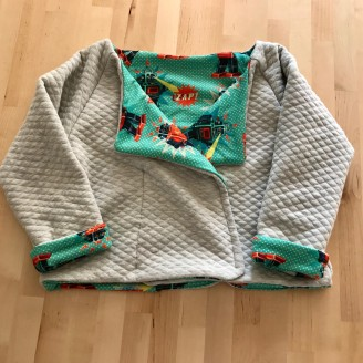 gilet grand' ourse 3 ans